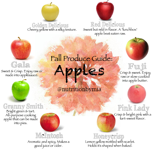 guie to apples final